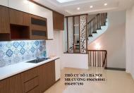 Chính chủ bán nhà phố Nguyên Hồng, lô góc, 5 phòng ngủ, gần bãi ô tô, MT 4.5m, 55m2, 5 tầng