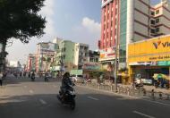 Cho thuê nhà MT Phan Đăng Lưu, Q. Phú Nhuận, DT: 4x12m, nở hậu 6m, 1 trệt, 3 lầu. Giá: 45 tr/th