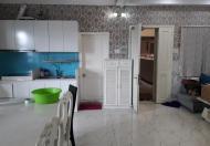 Cần cho thuê gấp căn hộ Khánh Hội 1, DT 100m2, 3 phòng ngủ, trang bị nội thất đầy đủ