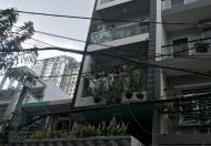 Bán nhà HXH đường Tô Hiến Thành, Quận 10, DT: 4.2x12m