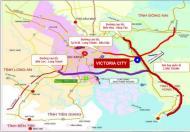 Bán lô góc L17 KDC An Thuận, Victoria City, sân bay Long Thành, Đồng Nai, 0769.778.456