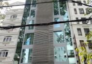 Bán nhà tòa nhà văn phòng Trần Khánh Dư, P. Tân Định, Quận 1. DT=8mx18m, giá 52 tỷ