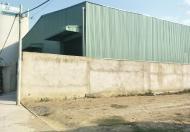 Kho mới xây 800 m2 đường Võ Văn Vân