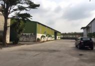 Bán nhà xưởng 11.289m2 tại Tân Hiệp, Tân Uyên, giá 8 triệu/m2