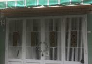 Bán nhà hẻm 122 Bùi Tư Toàn, P.An Lạc, Q.Bình Tân, DT 4x16m, giá 3,55 tỷ còn TL