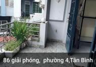 KTX giá 550 nghìn/giường ở 84 Giải Phóng, P4, Tân Bình