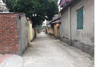 Chỉ bán trong tháng Giêng, DT 48m2, MT 4.95m, 750 tr, Phú Thị, Gia Lâm