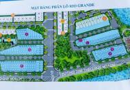 Bán đất nền Centana - Rio Grande, đường Trường Lưu, P. Long Trường, quận 9, DT: 55m2, 2.6 tỷ