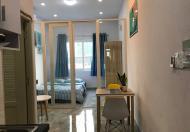 Bí mật chung cư mini 1 phòng ngủ, full nội thất, có ban công Bình Thạnh, HCM