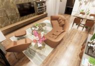 Cho thuê căn hộ SHP, 3 phòng ngủ, full nội thất cao cấp, đường Lạch Tray, Hải Phòng