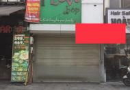 Cho thuê cửa hàng mặt phố Tây Sơn trung tâm quận Đống Đa
