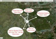 Đất nền KĐT LG Tràng Duệ siêu hot chỉ từ 11tr/m2