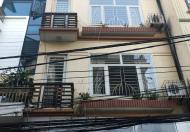 Bán nhà phố Tân Mai, Ngõ rộng ô tô tránh,  Đẹp- yên tĩnh 40m2  5Tầng,  giá 5,5 tỷ, Lh: 0911055733