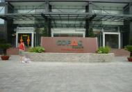 Cho thuê  CHCC Copac – Constrexim,  Q4. Diện tích 78m2, 2PN, nhà trống ( rèm, máy lạnh) giá thuê 12tr/th