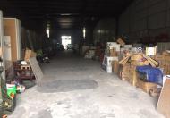 Cho thuê kho xưởng DT 600m2 cụm CN Trại Gà, Bắc Từ Liêm, Hà Nội