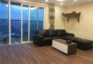 Căn hộ chung cư cao cấp 165 Thái Hà, Sông Hồng Park View, DT 106m2, 3 PN, giá 15 triệu/tháng