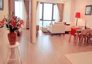 Cho thuê căn hộ chung cư 71 Nguyễn Chí Thanh, 3 phòng ngủ, 128m2, đủ đồ đẹp, LH: 0965820086