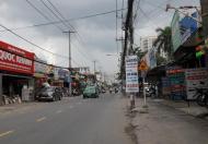 Cho thuê nhà MT Nguyễn Duy Trinh, Q.2, DT: 6.5x35m, nở hậu 7m, trệt. Giá: 55tr/th