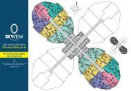 Dự án SkyView Plaza, 360 Giải Phóng giá đợt 1 gốc chủ đầu tư,LH 0982902187