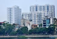 Cho thuê chung cư TĐC hồ Hoàng Cầu, Đống Đa, HN, DT 65m2-73m2 (view hồ nhà mới 100%). 0901.563.989