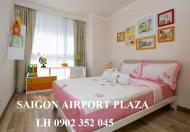 Bán căn hộ Saigon Airport Plaza 5PN-210m2, nội thất, tầng cao, view Bitexco.LH 0902 352 045