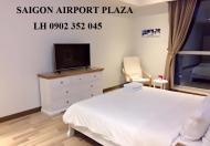 Bán căn hộ 2PN Saigon Airport Plaza 95m2, nội thất, 4tỉ. LH 0902 352 045
