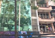 Bán tòa nhà văn phòng MT Nguyễn Cư Trinh, Q1, DT: 11x20m, hầm 9 lầu, thu nhập 450tr/th