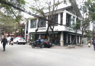 Cho thuê lô góc hai mặt tiền đường Văn Cao, DT 340m2, MT 21m làm nhà hàng