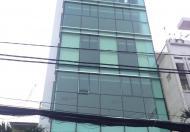 Cho thuê nhà MT Cộng Hòa, Q.TB, DT: 4x23m, 1 trệt, 7 lầu, thang máy. Giá: 100tr/th