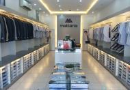 Cho thuê nhà mặt tiền cực đẹp phố thời trang cao cấp Hoàng Văn Thụ, MT 4.5m, DT 100m2, 2T
