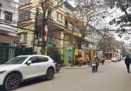 Ô tô đỗ cửa, vỉa hè Lạc Trung-Vĩnh Tuy- Hai Bà Trưng 90m x 5 tầng, MT 5.5m
