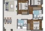 Bán căn hộ Newton 3PN, dt 101m2. Giá: 6,2 tỷ
