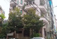 Cần bán nhà 50- Phạm Tuấn Tài Lô góc 3 mặt tiền,oto tránh,Kinh Doanh DT 65m2,MT7m giá 16 tỷ.