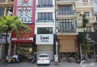 Bán nhà Mặt phố Trung Kính to – Cầu Giấy – Hà Nội, 78m2, thang máy 7 tầng, giá 28,5 tỷ