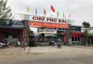 Bán lô góc 2 mặt tiền Nguyễn Thái Bình KQH Thủy Lương Thị Xã Hương Thủy