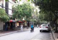 Bán nhà mặt phố Nguyễn Khả Trạc, 75m2 * 7T, MT 7m, giá 12,8 tỷ. LH: 0912592529