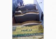 Cần bán nhà hẻm xe hôi 5m Tô Hiến Thành Q.10 3.3m x 15.8m =51.5m2