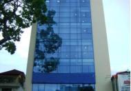 Cho thuê tòa nhà mới xây căn góc 2MT Lê Đức Thọ, Q.GV , DT: 10x18m, trệt, 6 lầu