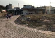 Đất mặt tiền Phùng Hưng đối diện nhà hàng Hoàng Quân, 9tr/m2, sổ hồng riêng tc
