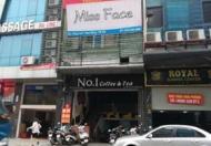 Cho thuê mặt phố Ngô Thì Nhậm 75 x 8 tầng, MT 14m cho thuê 135 triệu/tháng.