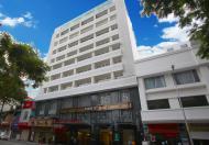 Bán khách sạn 2 mặt tiền đường Đông Du Quận 1 94m2 2 hầm 9 tầng