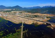 Bán đất mặt tiền đường DT 602 rộng 15m đi Bà Nà, sạch đẹp, DT 103m, giá 2.3 tỷ