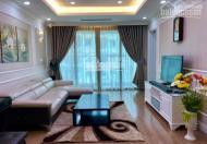 Cho thuê CHCC tháp đôi 173 Xuân Thủy, Cầu Giấy, Hà Nội. Diện tích 110m2, 3 phòng ngủ, 2 vệ sinh