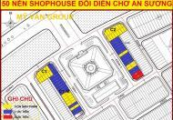 Mở bán shophouse An Sương nhà phố thương mại chợ An Sương, khả năng sinh lời cao - LH: 0903002996