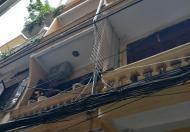 Bán nhà phố Trần Khát Chân, Ha Bà Trưng, 50m, 4 tầng, giá 6,9 tỷ