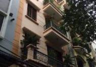 Cho thuê nhà 5 tầng mặt phố Đông Ngạc, Từ Liêm. Nhận nhà luôn.