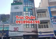 Bán nhà mặt tiền đường Nguyễn Huy Tự, Quận 1, 4.1 x 22m, 5 tầng, HĐ thuê 70tr/th