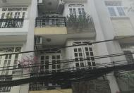 Bán gấp nhà hẻm xe hơi đường Trần Quốc Hoàn, P.4, Tân Bình, DT: 5 x 14m, nhà cực đẹp 3 lầu, 10.5 tỷ