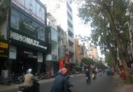 Cần bán nhà MT Nguyễn Văn Tráng, Q.1, DT: 4x15m, nở hậu 5m, trệt, 4 lầu. Giá: 29.5 tỷ