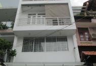 Bán nhà MT Lê Văn Sỹ, P13, Q3, diện tích 4,2x15m, góc 2 MT
